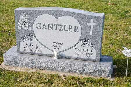 GANTZLER, AMY L - Richland County, Ohio | AMY L GANTZLER - Ohio Gravestone Photos