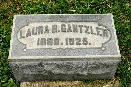 GANTZLER, LAURA B - Richland County, Ohio | LAURA B GANTZLER - Ohio Gravestone Photos