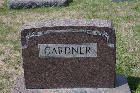 GARDNER, JAMES P - Richland County, Ohio | JAMES P GARDNER - Ohio Gravestone Photos