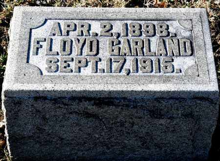 GARLAND, FLOYD - Richland County, Ohio | FLOYD GARLAND - Ohio Gravestone Photos