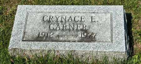 GARNER, CRYNACE E - Richland County, Ohio | CRYNACE E GARNER - Ohio Gravestone Photos