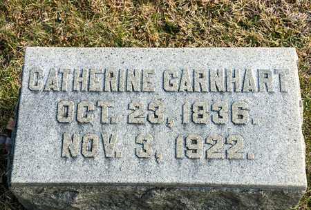GARNHART, CATHERINE - Richland County, Ohio | CATHERINE GARNHART - Ohio Gravestone Photos