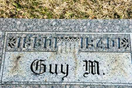 GARNHART, GUY M - Richland County, Ohio | GUY M GARNHART - Ohio Gravestone Photos