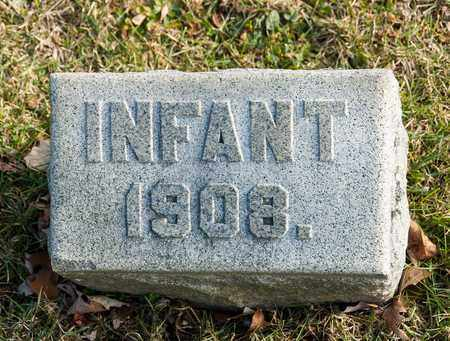 GARNHART, INFANT - Richland County, Ohio | INFANT GARNHART - Ohio Gravestone Photos