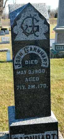 GARNHART, JOHN - Richland County, Ohio | JOHN GARNHART - Ohio Gravestone Photos