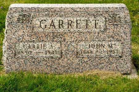 GARRETT, CARRIE A - Richland County, Ohio | CARRIE A GARRETT - Ohio Gravestone Photos