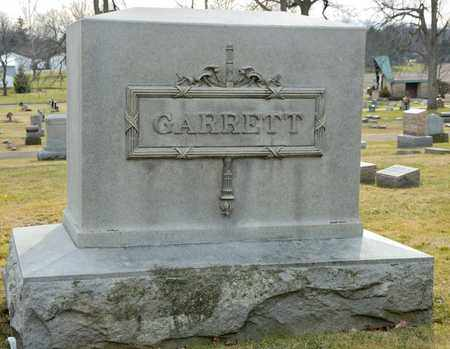 GARRETT, ORTON B - Richland County, Ohio | ORTON B GARRETT - Ohio Gravestone Photos