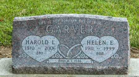 GARVER, HAROLD L - Richland County, Ohio | HAROLD L GARVER - Ohio Gravestone Photos