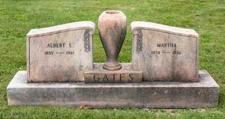 GATES, MARTHA - Richland County, Ohio | MARTHA GATES - Ohio Gravestone Photos