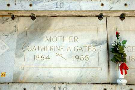 GATES, CATHERINE A - Richland County, Ohio | CATHERINE A GATES - Ohio Gravestone Photos