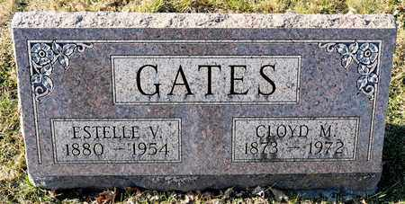 GATES, ESTELLE V - Richland County, Ohio | ESTELLE V GATES - Ohio Gravestone Photos