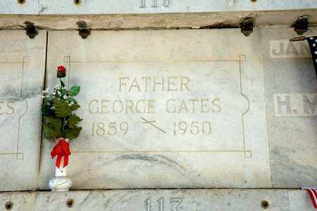 GATES, GEORGE - Richland County, Ohio   GEORGE GATES - Ohio Gravestone Photos