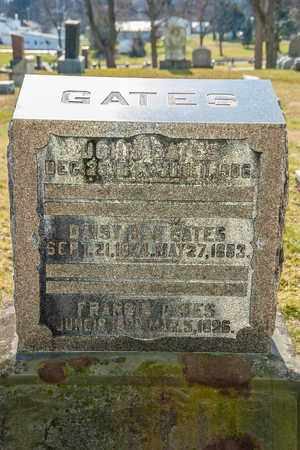 GATES, DAISY MAY - Richland County, Ohio | DAISY MAY GATES - Ohio Gravestone Photos