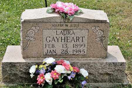GAYHEART, LAURA - Richland County, Ohio | LAURA GAYHEART - Ohio Gravestone Photos