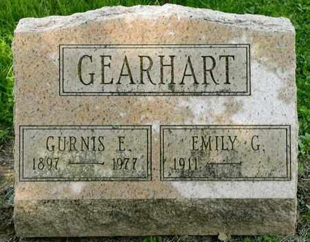 GEARHART, GURNIS E - Richland County, Ohio | GURNIS E GEARHART - Ohio Gravestone Photos