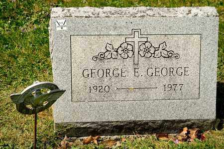GEORGE, E - Richland County, Ohio | E GEORGE - Ohio Gravestone Photos