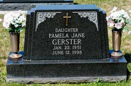 GERSTER, PAMELA JANE - Richland County, Ohio | PAMELA JANE GERSTER - Ohio Gravestone Photos