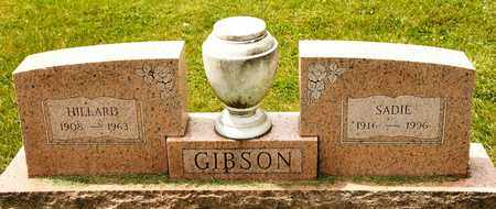 GIBSON, SADIE - Richland County, Ohio | SADIE GIBSON - Ohio Gravestone Photos