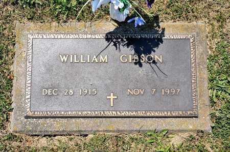 GIBSON, WILLIAM - Richland County, Ohio   WILLIAM GIBSON - Ohio Gravestone Photos