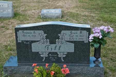 GILL, JEAN M - Richland County, Ohio | JEAN M GILL - Ohio Gravestone Photos