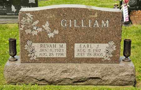 GILLIAM, REVAH M - Richland County, Ohio   REVAH M GILLIAM - Ohio Gravestone Photos