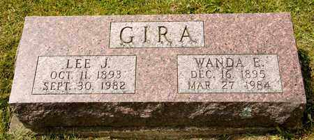GIRA, LEE J - Richland County, Ohio | LEE J GIRA - Ohio Gravestone Photos