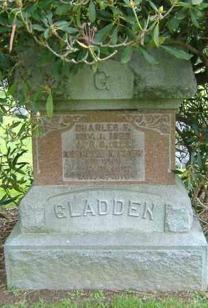 GLADDEN, REBECCA FLORENCE - Richland County, Ohio | REBECCA FLORENCE GLADDEN - Ohio Gravestone Photos