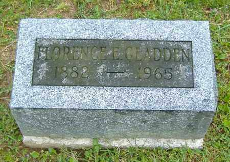 MOSER GLADDEN, FLORENCE E. - Richland County, Ohio | FLORENCE E. MOSER GLADDEN - Ohio Gravestone Photos