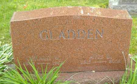 DOERRER GLADDEN, AVIS ARTIE - Richland County, Ohio | AVIS ARTIE DOERRER GLADDEN - Ohio Gravestone Photos