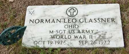 GLASSNER, NORMAN LEO - Richland County, Ohio | NORMAN LEO GLASSNER - Ohio Gravestone Photos