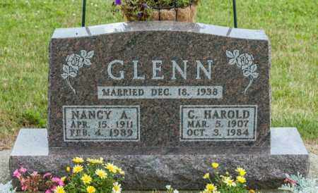 GLENN, NANCY A - Richland County, Ohio | NANCY A GLENN - Ohio Gravestone Photos