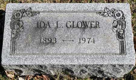 GLOWER, IDA L - Richland County, Ohio | IDA L GLOWER - Ohio Gravestone Photos