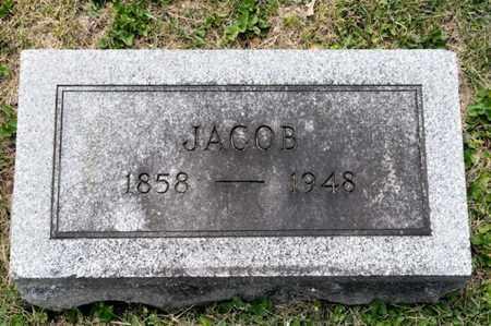 GLOWER, JACOB - Richland County, Ohio | JACOB GLOWER - Ohio Gravestone Photos