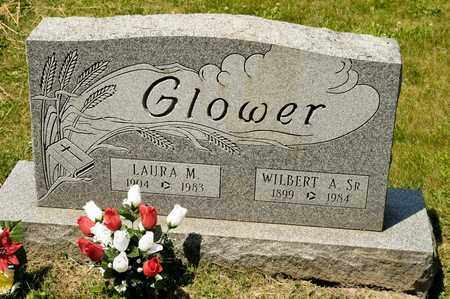 GLOWER, LAURA M - Richland County, Ohio | LAURA M GLOWER - Ohio Gravestone Photos