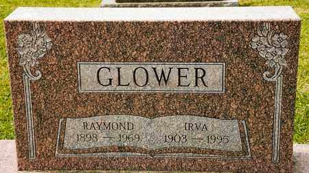 GLOWER, RAYMOND - Richland County, Ohio | RAYMOND GLOWER - Ohio Gravestone Photos