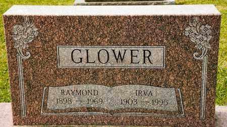 GLOWER, IRVA - Richland County, Ohio | IRVA GLOWER - Ohio Gravestone Photos