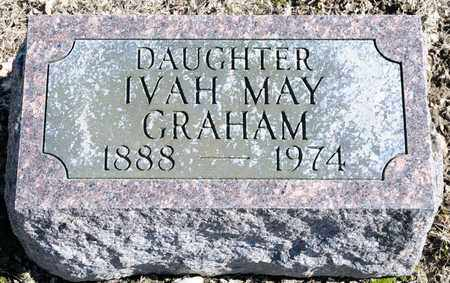 GRAHAM, IVAH MAY - Richland County, Ohio | IVAH MAY GRAHAM - Ohio Gravestone Photos