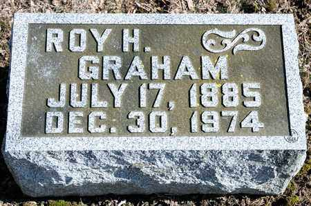 GRAHAM, ROY H - Richland County, Ohio | ROY H GRAHAM - Ohio Gravestone Photos