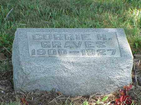 GRAVES, CORRIE H. - Richland County, Ohio | CORRIE H. GRAVES - Ohio Gravestone Photos