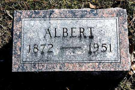 GRAY, ALBERT - Richland County, Ohio | ALBERT GRAY - Ohio Gravestone Photos