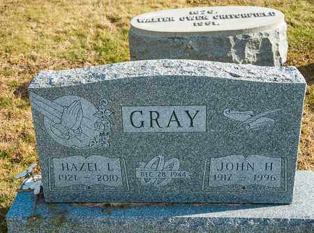 GRAY, HAZEL L - Richland County, Ohio | HAZEL L GRAY - Ohio Gravestone Photos