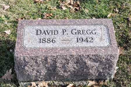 GREGG, DAVID P - Richland County, Ohio | DAVID P GREGG - Ohio Gravestone Photos