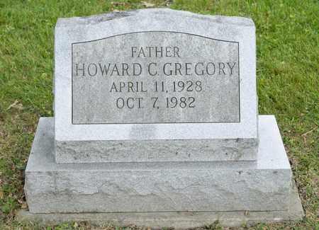 GREGORY, HOWARD C - Richland County, Ohio | HOWARD C GREGORY - Ohio Gravestone Photos