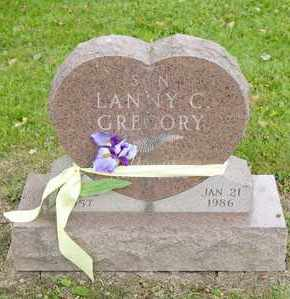 GREGORY, LANNY C - Richland County, Ohio | LANNY C GREGORY - Ohio Gravestone Photos
