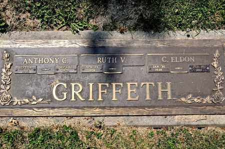 GRIFFETH, ANTHONY C - Richland County, Ohio | ANTHONY C GRIFFETH - Ohio Gravestone Photos