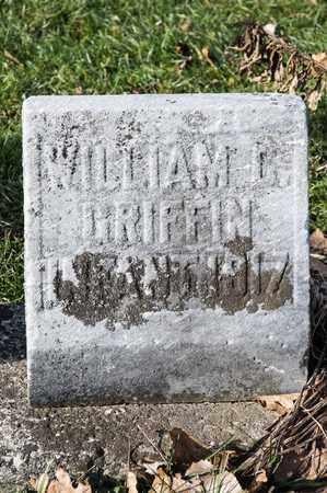 GRIFFIN, WILLIAM D - Richland County, Ohio   WILLIAM D GRIFFIN - Ohio Gravestone Photos