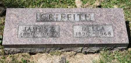 GRIFFITH, DELLA - Richland County, Ohio | DELLA GRIFFITH - Ohio Gravestone Photos