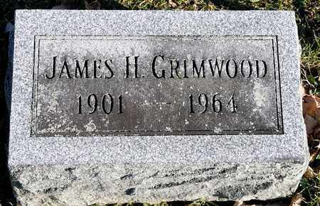 GRIMWOOD, JAMES H - Richland County, Ohio | JAMES H GRIMWOOD - Ohio Gravestone Photos