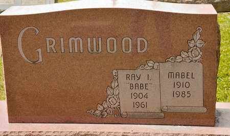 GRIMWOOD, MABEL - Richland County, Ohio | MABEL GRIMWOOD - Ohio Gravestone Photos