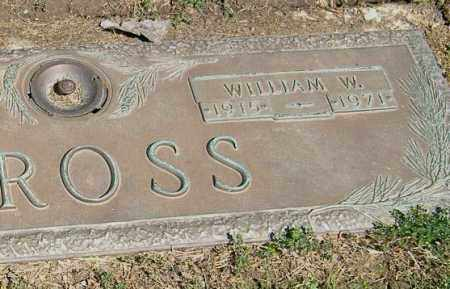 GROSS, WILLIAM W. - Richland County, Ohio | WILLIAM W. GROSS - Ohio Gravestone Photos